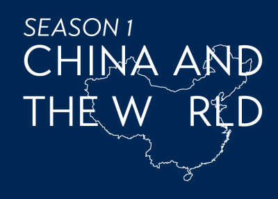 Podcast China and the world no logo