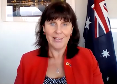 Interview with H.E. Catherine Raper, Australian Ambassador to the Republic of Korea