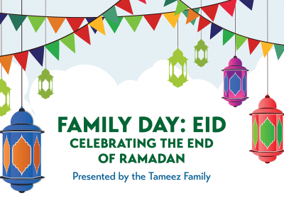 Family Day: Eid 2021