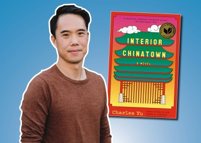 Charles Yu and his latest novel, Interior Chinatown
