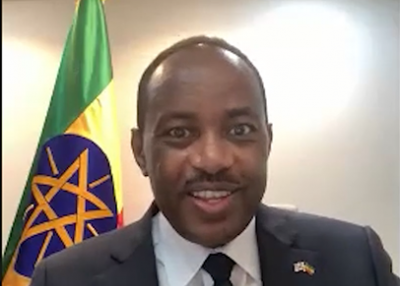 Interview with H.E. Shiferaw Shigutie Wolassa, Ambassador of Ethiopia