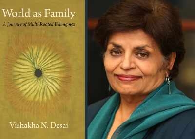 'World as Family' by author Vishakha N. Desai