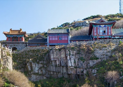 Heavenly Street at Mt. Tai (See-Ming Lee / Flickr)