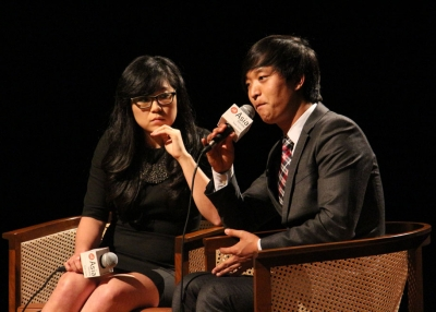 Hannah Song and Danny Lee. (SLMotley)