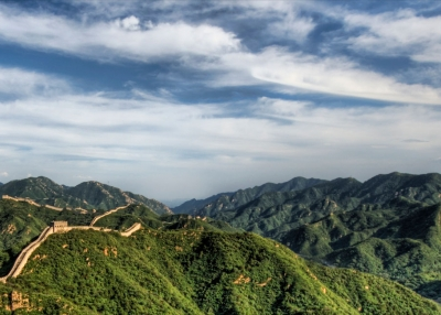 The Great Wall of China (stuckincustoms/Flickr)