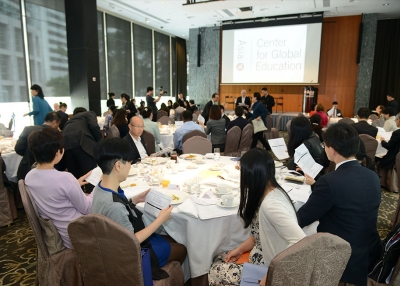 The Hong Kong forum on the future of education in Asia. (Alex Leung)