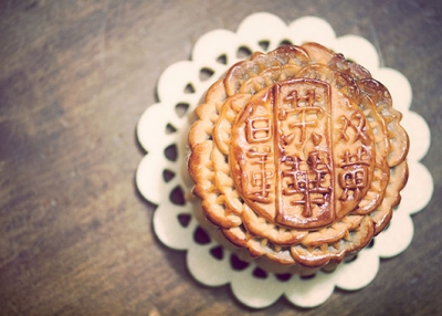 Mooncake (happykiddo / Flickr)