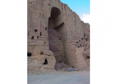 Destruction of the Buddha statues in Bamiyan (Fired/Flickr)