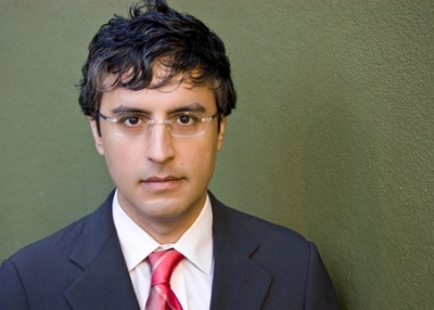 Best-selling author of No God but God Reza Aslan will be at Asia Society on Nov. 18, 2010. (RezaAslan.com)