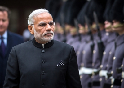 Indian Prime Minister Narendra Modi. (Rob Stothard/Getty Images)