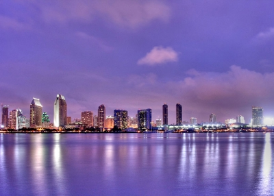 San Diego skyline (peasap/Flickr)