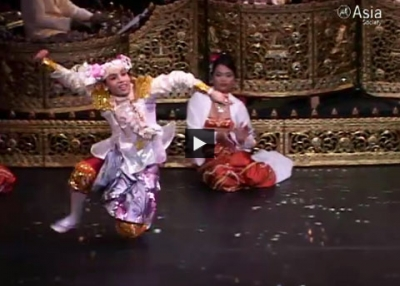 Music and Dance of Burma (Highlights)