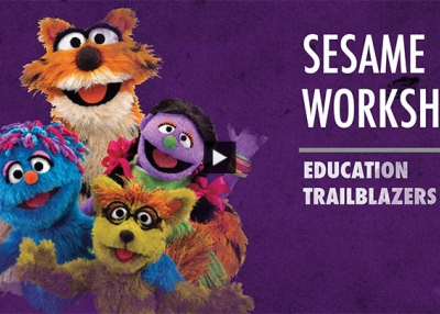 Sesame Workshop Accepts Asia Society Asia Game Changer Award