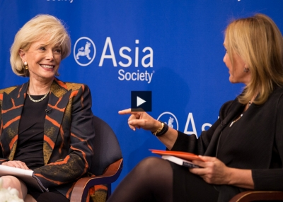 President's Forum With Lesley Stahl