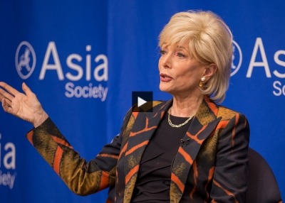 Lesley Stahl on Interviewing Donald Trump
