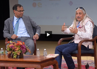 JLF at New York: Medical Narratives and the Pulse of the Story