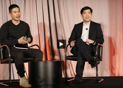 Albert Cheng of Amazon Studios discusses what's yet to come in streaming content.