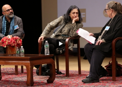 Manan Ahmed, Ayesha Jalal, and Wendy Doniger
