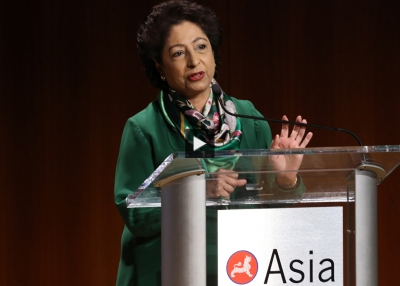Ambassador Dr. Maleeha Lodhi, Permanent Representative of Pakistan to the United Nations