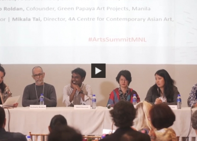 Arts & Museum Summit: Local Identity in a Global Context