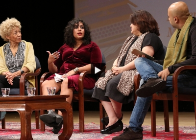 Caste, Color, and Gender at JLF New York 2019