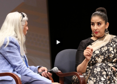 The Healing: Manisha Koirala in Conversation With Sanjoy K. Roy
