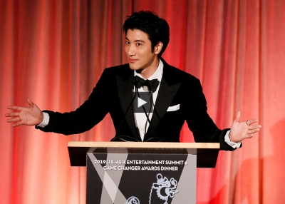 2019 U.S.-Asia Entertainment Game Changer Wang Leehom