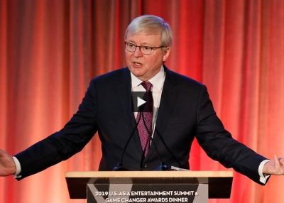 Kevin Rudd on Asia in 2020: A Year Full of Challenges For the Asia-Pacific