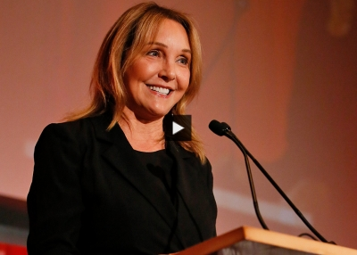 Josette Sheeran Delivvers Opening Remarks at the 2019 U.S. Entertainment Game Changer Awards Dinner