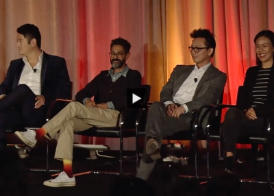 U.S.-Asia Entertainment Summit: Asians Behind the Camera