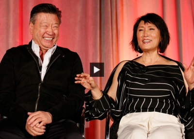U.S.-Asia Entertainment Summit: The Parents from 'The Farewell'
