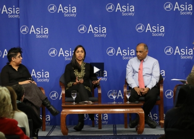 Who Owns the Water? panel discussion at Asia Society New York