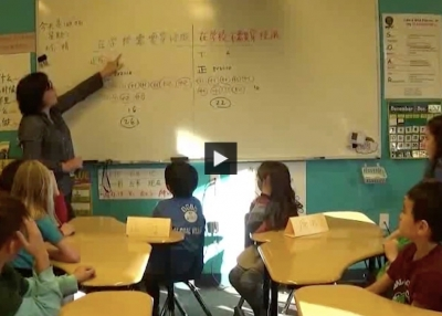 A Student Debate at Hong Yan's Third Grade Chinese Immersion Class — Should we wear school uniforms or not?