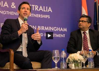 India and Australia: Strengthening Partnerships