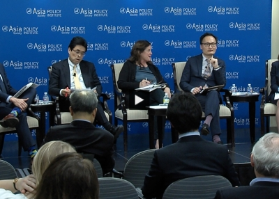 Multilateral Cooperation on Investment Policies in Critical Technologies