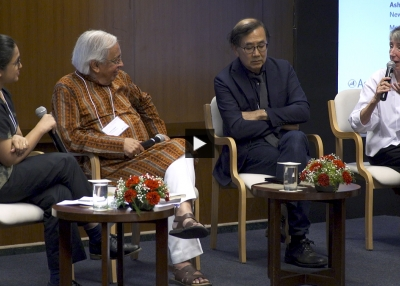 Panelists at the 2019 Arts & Museum Summit