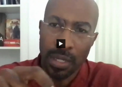 CNN's Van Jones: Defeating COVID-19 Requires Racial Unity