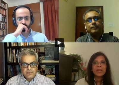 India's Road to Urban Resilience with Amit Prothi, Amir Bazaz, Shifalika Goenka and Aditya Bahadur