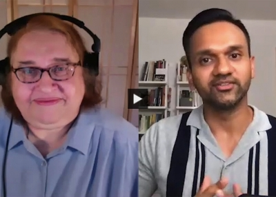Real Change: Sharon Salzberg in Conversation With Anu Gupta