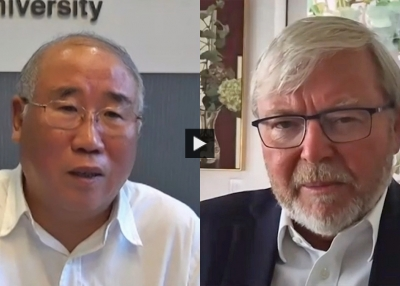 China: Special Advisor for Climate Change Xie Zhenhua
