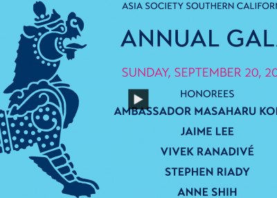 2020 Asia Society Southern California Annual Gala