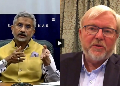 'The India Way' with India's External Affairs Minister Subrahmanyam Jaishankar