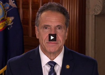 Governor Andrew Cuomo Delivers a Special Message at the Asia Game Changer Awards