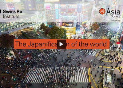 The Aging Effect Ep. 4: The Japanification of the World?