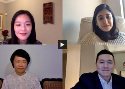 Asia 21 Virtual Summit — Rebuilding a Global Community Through Our Shared Humanity