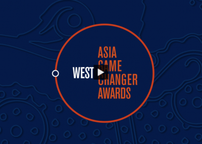 Asia Game Changer West logo