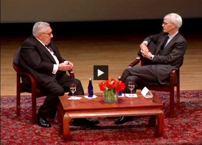 Henry Kissinger on U.S. - China Relations