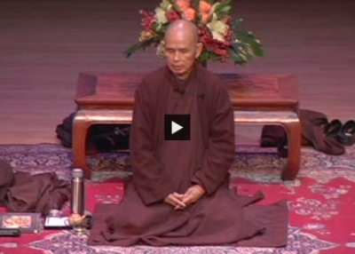 President's Forum with Thich Nhat Hanh (Complete)