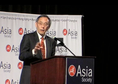 Steven Chu: 'This Is Now a Common Foe'