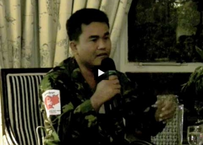 Aki Ra on Becoming a Khmer Rouge Soldier